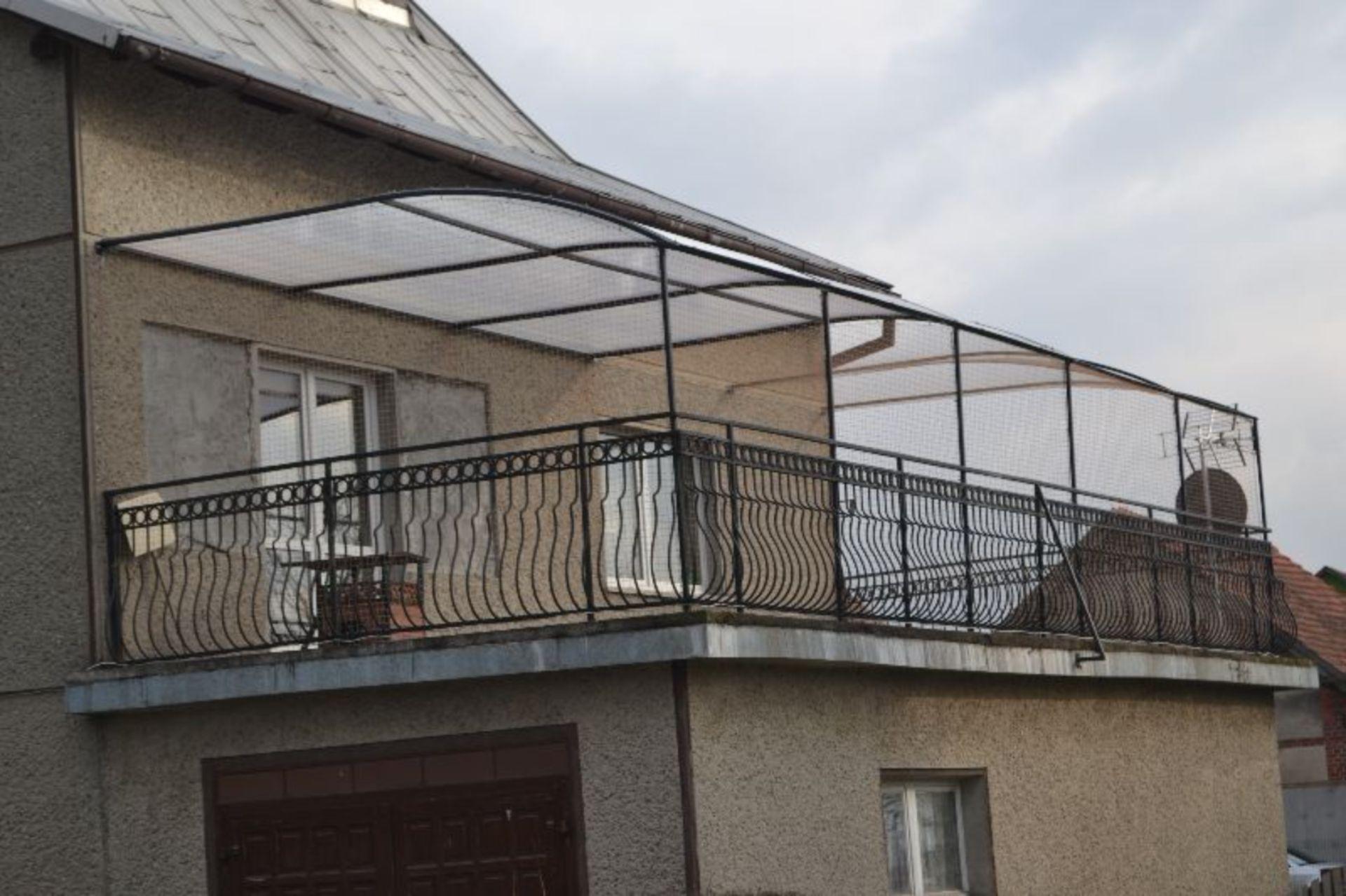 Zabezpieczenie Dla Kotów Balkony Tarasy Bydgoszcz
